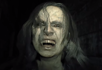 Resident Evil 7 Biohazard Nightmare Fuel Tv Tropes