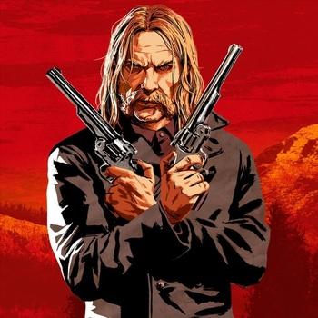 Red Dead Redemption 2 - Van der Linde Gang / Characters - TV