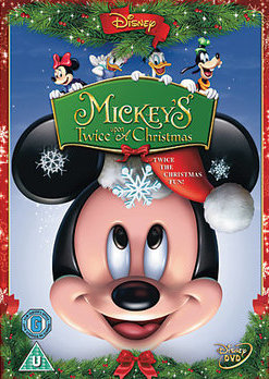 advertisement mickeys twice upon a christmas - Mickey Twice Upon A Christmas