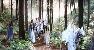 lord of the rings tv tropes