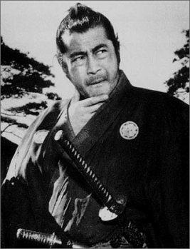 toshiro mifune ile ilgili görsel sonucu