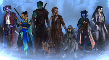 Critical Role Wildemount Campaign / Characters - TV Tropes