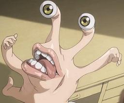 Kiseijuu: Sei no Kakuritsu (Parasite) Migi_parasite_5933