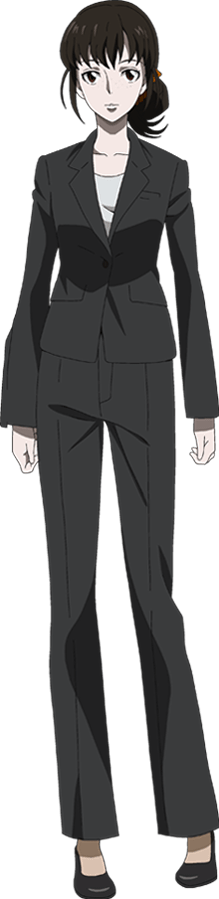 Psycho-Pass / Characters - TV Tropes