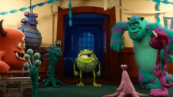 Monsters University / Funny - TV Tropes