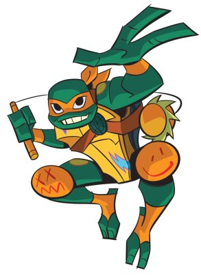 Výsledek obrázku pro rise of the teenage mutant ninja turtles  wikia