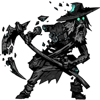 Darkest Dungeon DLC Monsters / Characters - TV Tropes