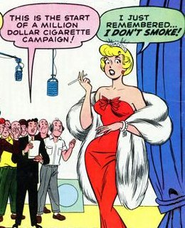 http://static.tvtropes.org/pmwiki/pub/images/millie_smoking_ad_2_4186.jpg