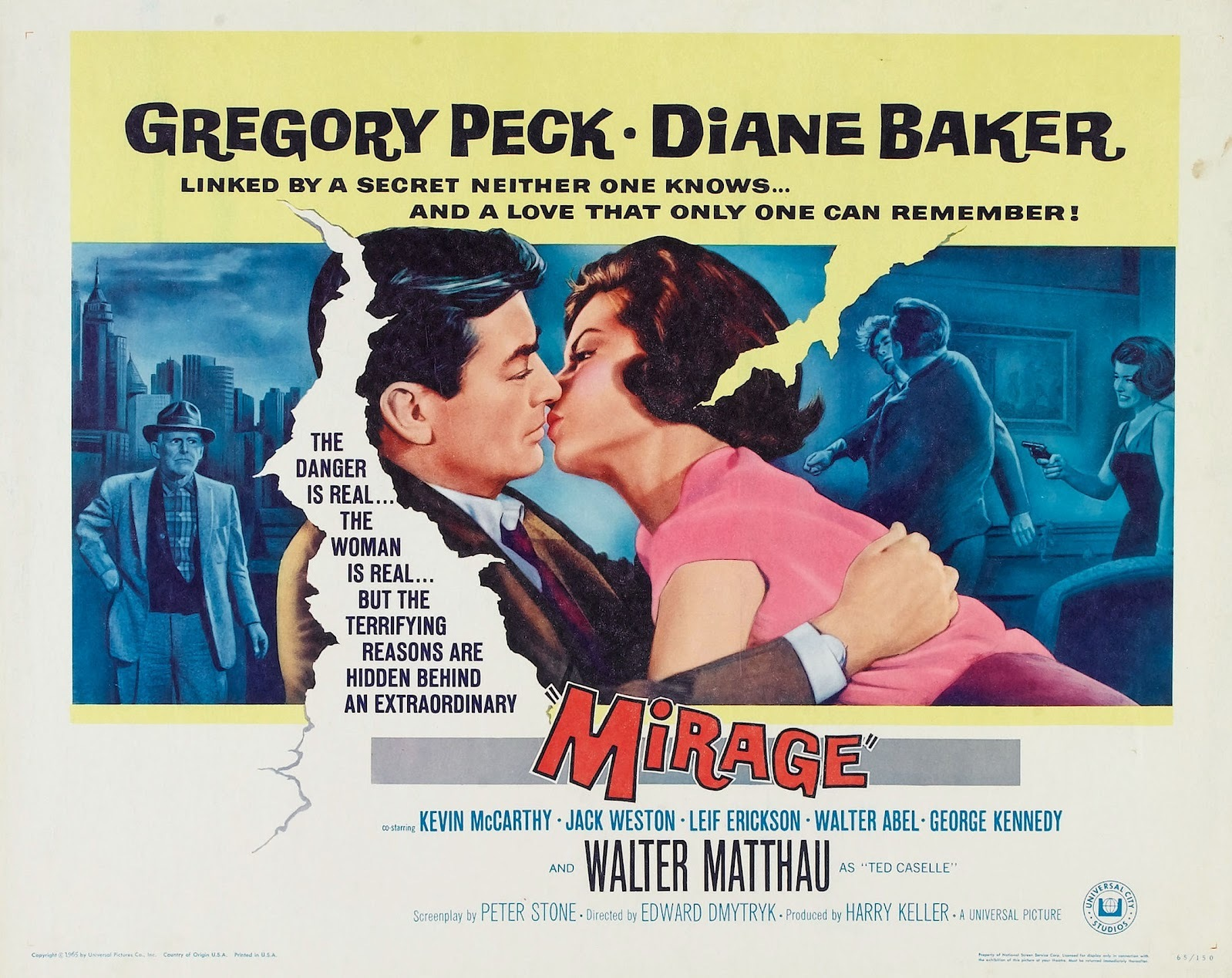 Image result for mirage 1965