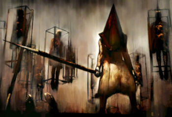 Silent Hill 2 Nightmare Fuel Tv Tropes