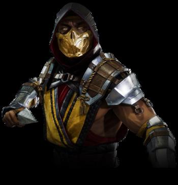 Mortal Kombat Hanzo Hasashi / Characters - TV Tropes