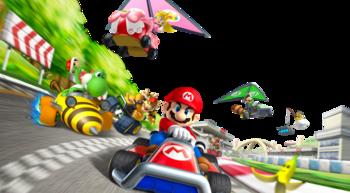 Mario Kart 7 (Video Game) - TV Tropes