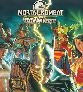 Mortal Kombat Vs Dc Universe скачать игру - фото 7
