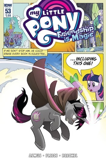 My Little Pony Friendship Is Magic Idw Issue 51 To 53 Recap