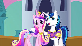 Continued In A Canterlot Wedding Part 2