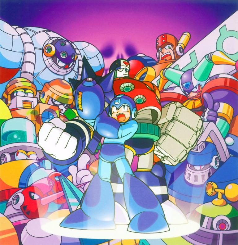 Mega man 8 video game tv tropes video game mega man 8 voltagebd Images
