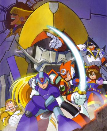 Mega Man X4 (Video Game) - TV Tropes