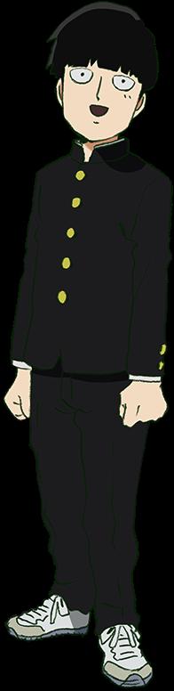 Mob Psycho 100 / Characters - TV Tropes