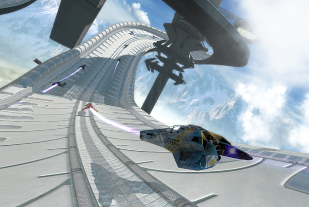 Wipeout (Video Game) - TV Tropes