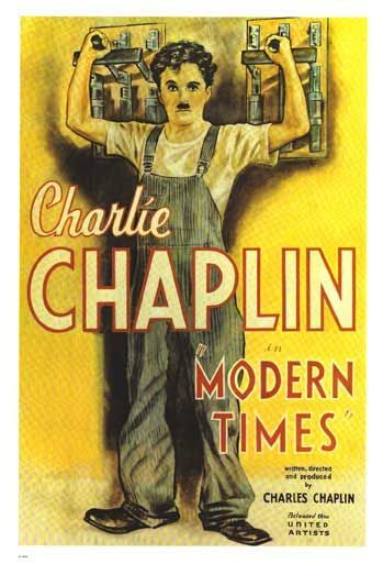 """an analysis of the movie modern times The great dictator, a movie written, produced, directed, and starring charlie chaplin 3 thoughts on """" the great dictator rhetorical analysis."""
