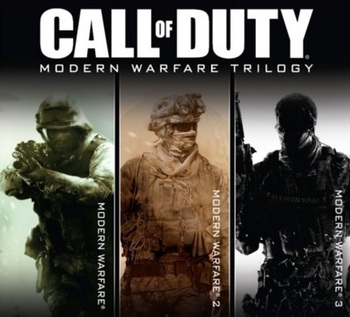 Modern Warfare (Video Game) - TV Tropes
