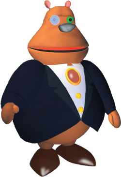 Moneybags (Spyro character)