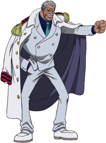 One Piece: Marines / Characters - TV Tropes