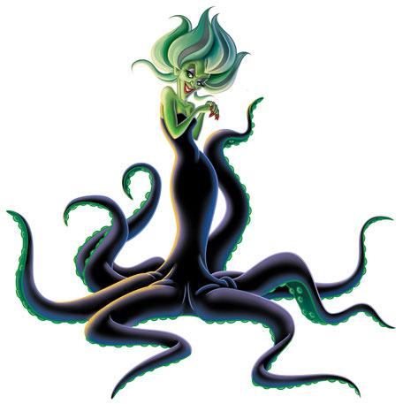 Little Mermaid 2 Characters