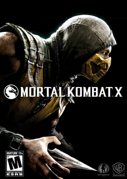 mortal kombat x ray head