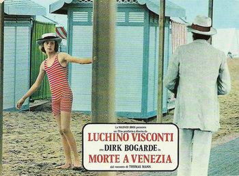 Votre dernier film visionné - Page 3 Morte_a_venezia