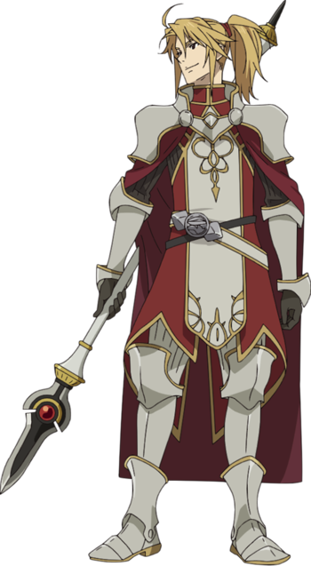 The Rising of the Shield Hero / Characters - TV Tropes