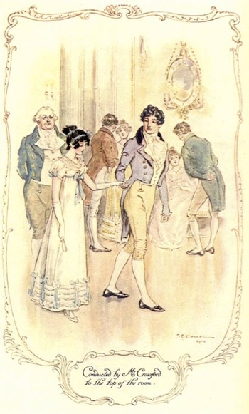 an analysis of the heroines from the works of jane austen Jane austen never allows her heroines an unobstructed path down the aisle, to the altar, and into bliss thwarted matches and false endings, which represent austen's hesitation to marry off her heroines, punctuate her novels.