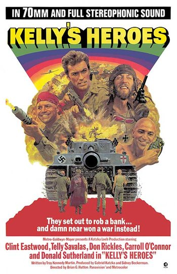 Kelly S Heroes Film Tv Tropes