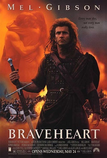 Braveheart: Full of mistakes which make Scotland look better