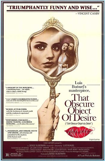 That Obscure Object Of Desire Film Tv Tropes That Obscure Object of Desire