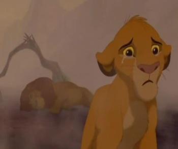 The Lion King / Tear Jerker - TV Tropes