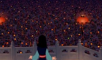 Mulan Awesome Tv Tropes