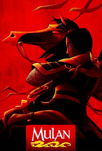 Mulan Western Animation Tv Tropes