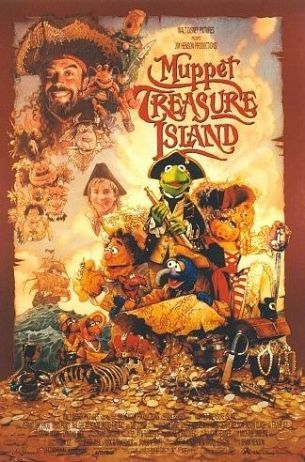 Who Played Long John Silver In Muppet Treasure Island