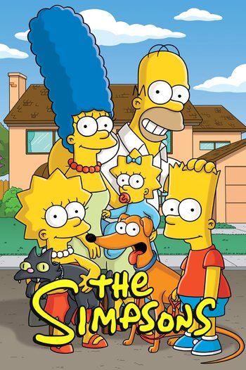 The Simpsons Franchise Tv Tropes