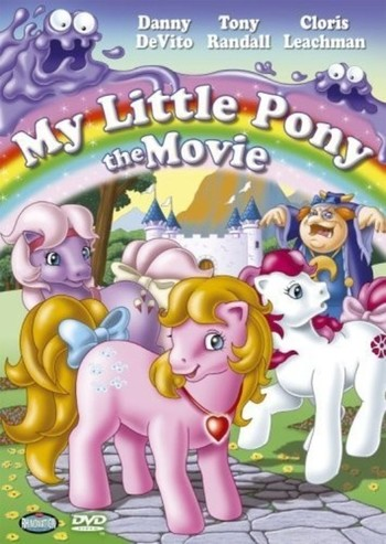my little pony the movie 1986 western animation tv tropes