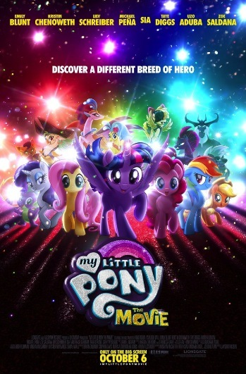 My Little Pony The Movie 2017 Western Animation Tv Tropes
