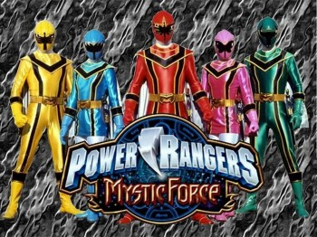 Opinion you Power rangers mystic force consider