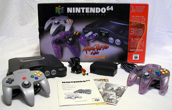 Nintendo 64 Useful Notes Tv Tropes
