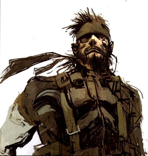 Kojima shows Nendoroid Metal Gear Solid 2 Raiden figure