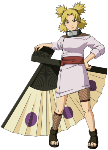 Naruto - Hidden Sand Village / Characters - TV Tropes