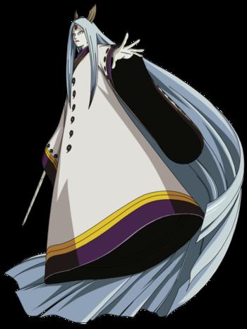 Naruto - Ōtsutsuki Clan / Characters - TV Tropes