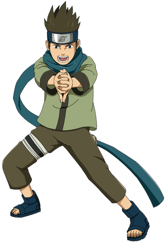 Naruto - Other Leaf Village Members / Characters - TV Tropes
