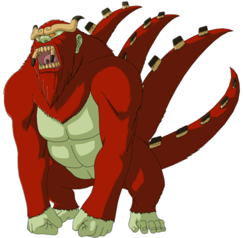 Naruto - Tailed Beasts / Characters - TV Tropes