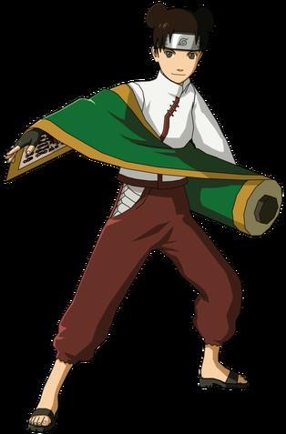 Naruto - Team Guy Members / Characters - TV Tropes